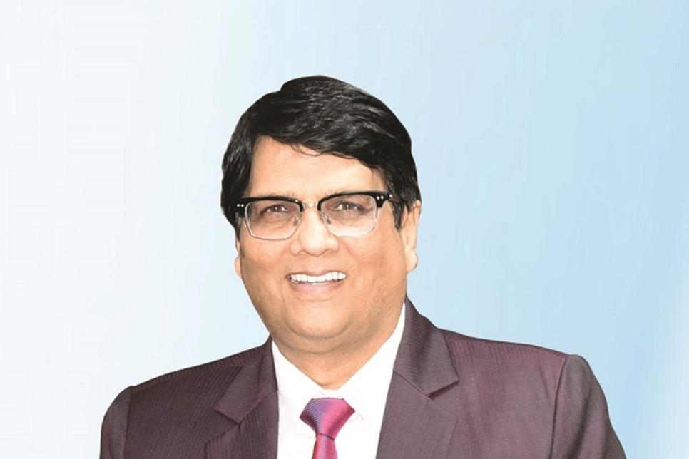 Subhash Sethi, chairman, SPML Infra.
